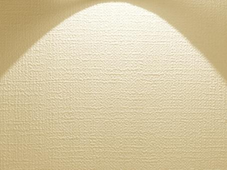 【布壁】上から照らす (セピア色) シンプルテクスチャ背景素材の写真