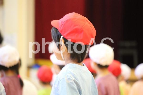 体育・運動会 子供の写真