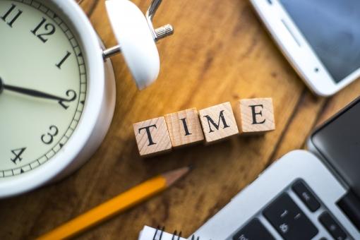 ビジネス 時間管理の写真