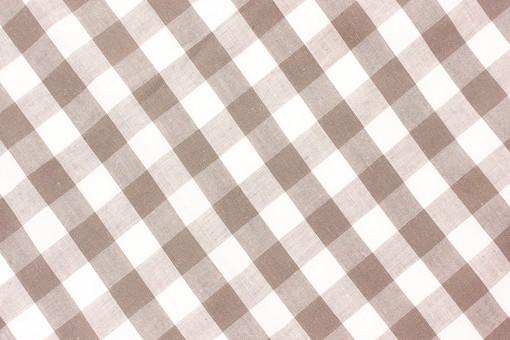 布 織物 チェック 格子 生地 綿 木綿 背景 背景素材 バック パターン バックグラウンド テーブルクロス 柄 模様 テクスチャ テクスチャー 素材 壁紙 テキスタイル 布地 チェック柄 ギンガムチェック カジュアル ナチュラル  茶色 ブラウン