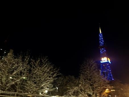 札幌テレビ塔の写真