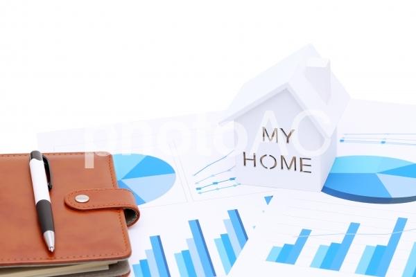 住宅販売の写真