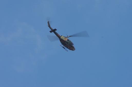 ヘリコプター UH-60J 陸上自衛隊 陸自 自衛隊