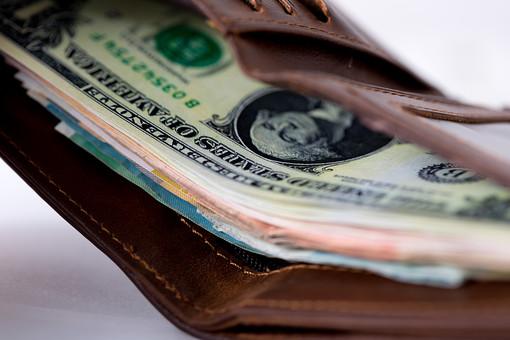 お金 マネー 現金 紙幣 貨幣 通貨 外貨 外国 海外 金融 経済 ビジネス 価値 報酬 収入 貯金 貯蓄 両替 アメリカドル 米ドル ドル紙幣 ドル アメリカ アップ 素材 財布 サイフ 支払い 白バック 白背景