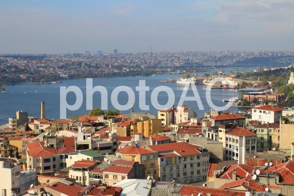 イスタンブール街並み②の写真