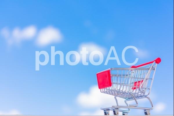 ショッピングの写真