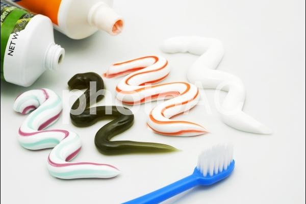オーラルケア・練り歯磨き 02の写真