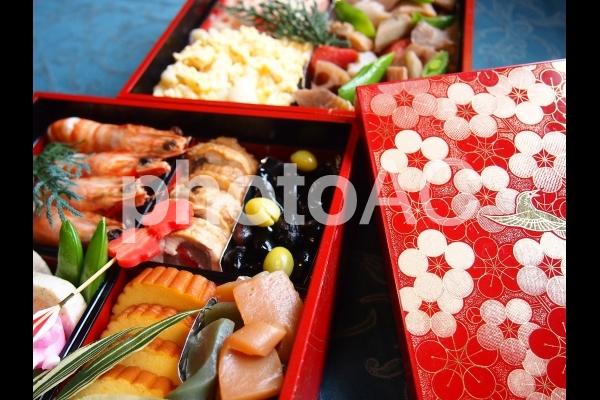 おせち料理09の写真