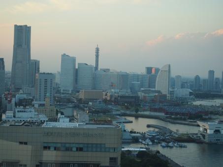 mm21 横浜マリンタワー ランドマークタワー 横浜 横浜港 大観覧車