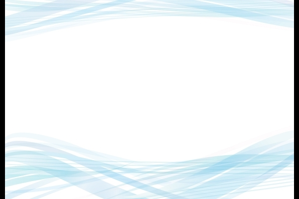 テクスチャフレーム枠背景壁紙水色波ウェーブ海水マリンハワイの写真