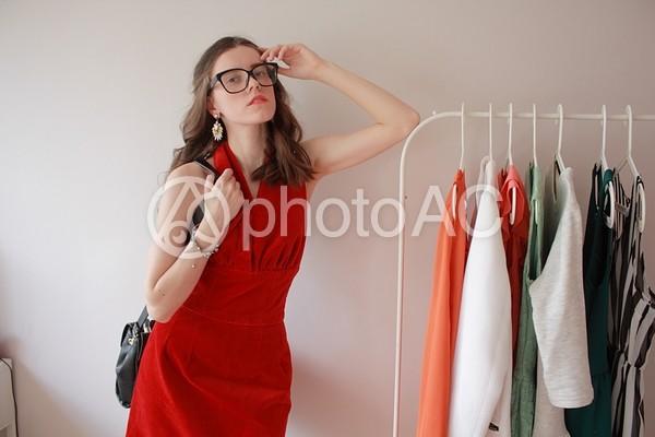 ロングヘアの外国人モデル20の写真