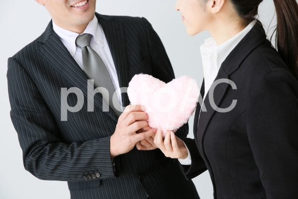 社内恋愛 の写真