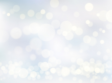 ホワイトスノーの輝き背景素材の写真