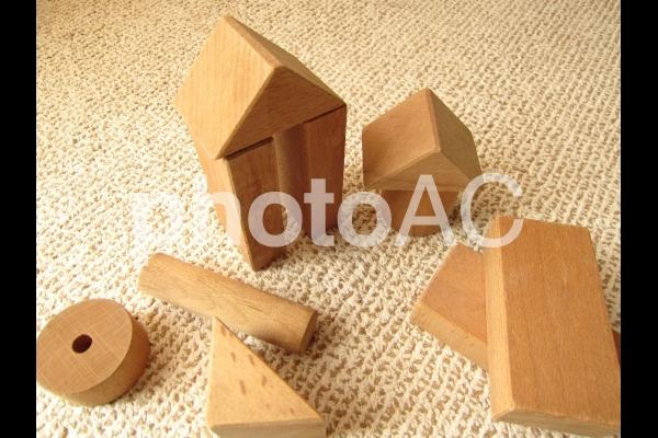 積み木1の写真