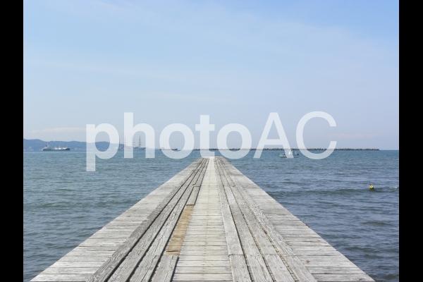 那古海水浴場の写真