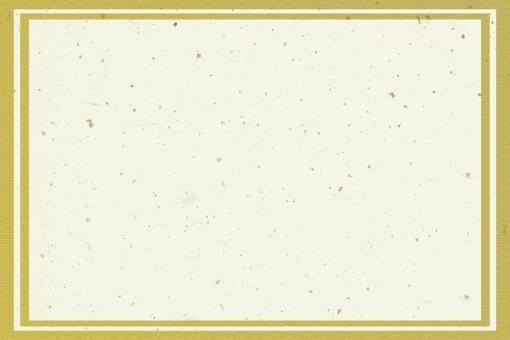 紙 額 レトロ 枠 フレーム コピースペース きれい 素材 背景 ベージュ 和風 ペーパー バックグラウンド グラデーション 壁紙 工芸 金 パターン 和紙 シンプル 年賀状 クラフト はがき プレート テキストスペース 日本的 繊維 金箔 二重 日本風 psd 二重枠