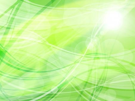 鮮やかな背景 曲線 緑 波ライン 波 ウェーブ wave 水玉 玉 風景 景色 バック バックグラウンド 鮮やか 華やか 爽やか 華やかな背景 泡 水晶 光 バックグラウンド テクスチャー 黄緑 緑背景 背景 背景素材 イラスト 風流 抽象的 バックイメージ 背景デザイン 壁紙 ゆらぎ マイナスイオン 交差 透明感 潤い グラデーション グラフィック 柔らかい シルク テクスチャ 自然 ナチュラル 風 そよ風
