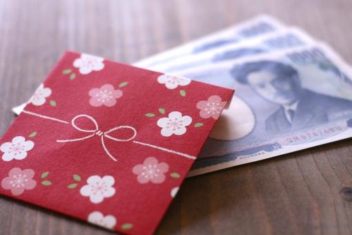 お年玉 のし袋 千円札 お札 お正月 正月 新年