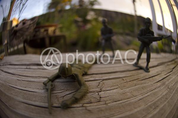 ミニチュア兵士124の写真