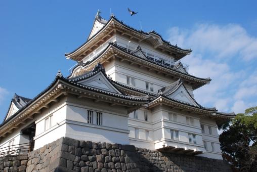 神奈川県 小田原城 城 関東地方 建物