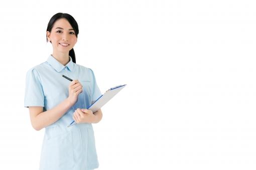 医療系女子の写真