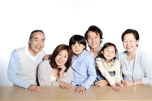 三世代家族8の写真