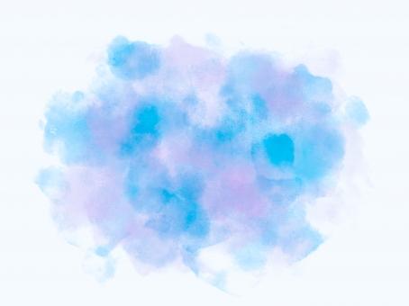 水彩 背景素材の写真