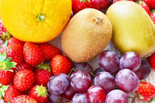 フルーツ 果物 オレンジ キウイ 苺 いちご イチゴ 蜜柑 みかん ミカン レッドグローブ ぶどう 葡萄 ブドウ グレープ フルーツ盛り合わせ フルーツ画像 果物画像 果物盛り合わせ フリー画像 無料画像 食べ物画像 スイーツ画像 スイーツ 甘いもの
