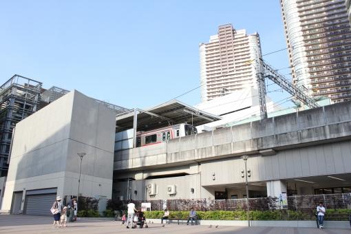 駅 武蔵小杉駅 東急線 東横線 駅ビル