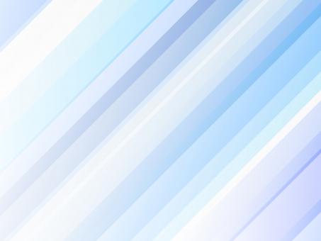 ストライプ ブルーの写真