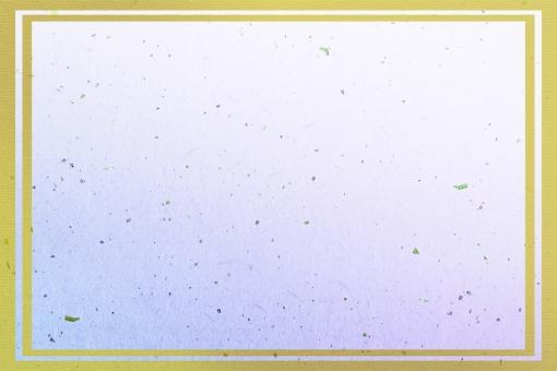 紙 額 レトロ 枠 フレーム コピースペース きれい 紫 素材 背景 和風 ペーパー バックグラウンド グラデーション 壁紙 工芸 金 パターン 和紙 シンプル 年賀状 クラフト はがき プレート テキストスペース 日本的 繊維 金箔 二重 日本風 psd