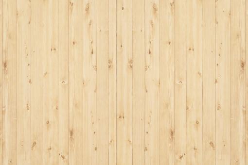 ベージュの木目テクスチャ背景素材の写真