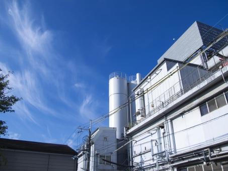 工場外観の写真