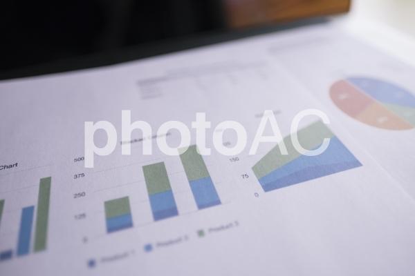 チャートグラフ6の写真