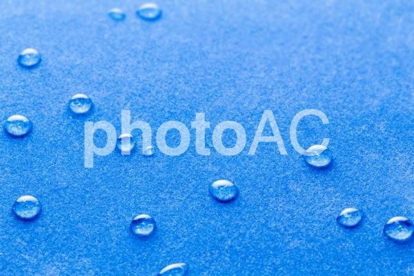 撥水生地の写真