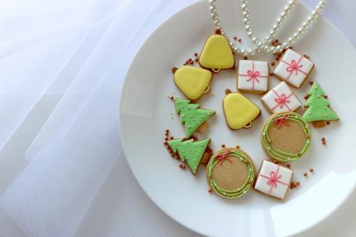 クリスマス クッキーの写真