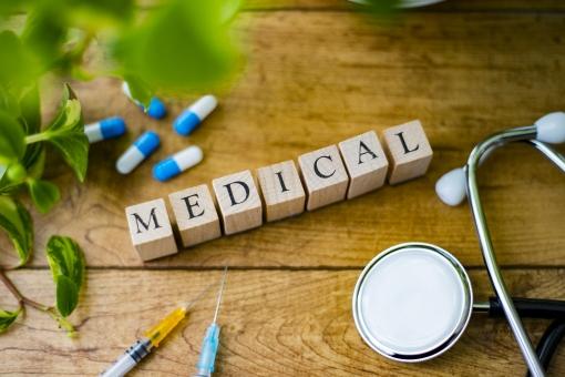 医療 薬 治療の写真