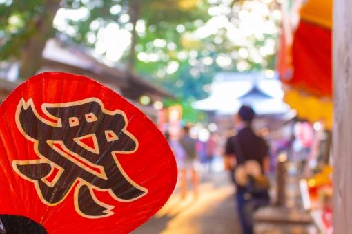 お祭りの風景 12の写真
