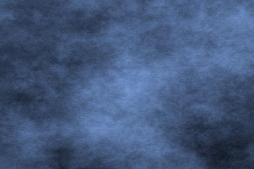 和紙 色紙 台紙 紙 ちぢれ ゴワゴワ テクスチャー 背景 ファイバー 背景画像 繊維 青 ブルー 群青 ウルトラマリン 紺色 藍 藍色 黒 ブラック