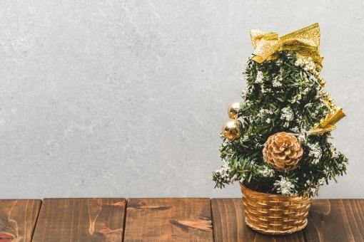 クリスマス背景の写真