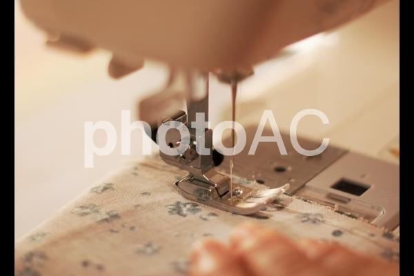 秋になったらミシン 服を作ってみよう 朝ドラブームの写真