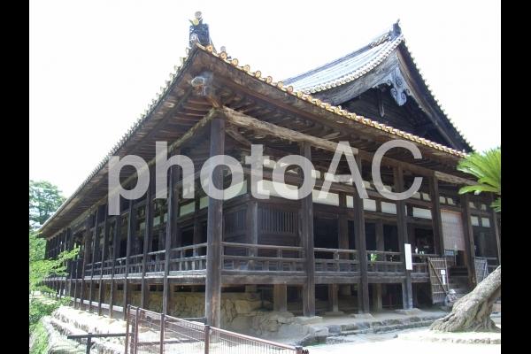 豊国神社本殿の写真