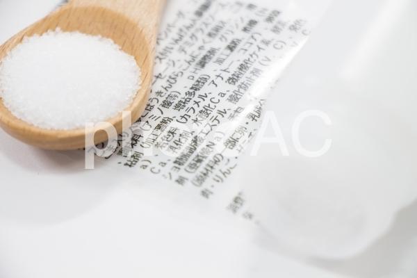 食品添加物イメージの写真