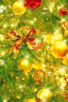 クリスマス 冬 12月 季節 ツリー クリスマスツリー Christmas Xmas イベント 行事 壁紙 オーナメント キラキラ イルミネーション