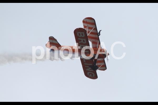 ブライトリング・アクロバットショーの写真