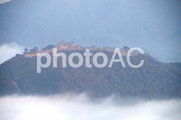 天空の城 竹田城の写真