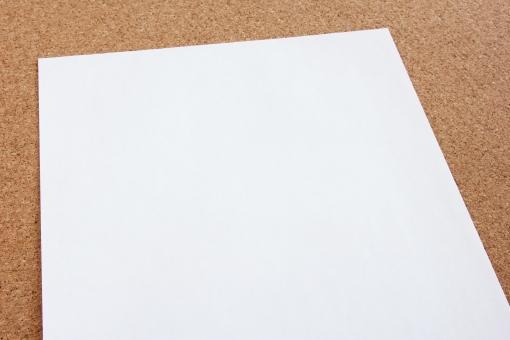 用紙 白紙 白い紙 紙 ペーパー paper PAPER Paper 無地 フリースペース 背景 素材 背景素材 壁紙 バック 台紙 下地 下書き 手書き メモ めも コピー用紙 A4用紙 印刷用紙 記録 キャンパス スペース コピー テキスト 文字
