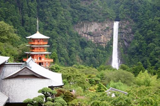 「ac 写真 那智滝」の画像検索結果
