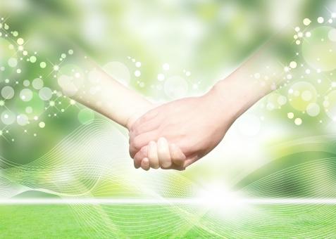絆 幸せ しあわせ 幸福 ハッピー happy 愛 愛情 友情 幸運 出会い 夫婦 手 手つなぎ 手をつなぐ 恋人 hand 恋 恋愛 男女 ハート つなぐ ラブ love 信頼 エコ エコロジー 緑 green 癒し