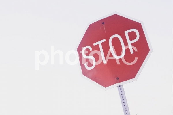 STOPの写真